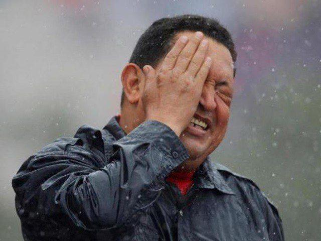 Hugo Chávez, 4 de octubre de 2012