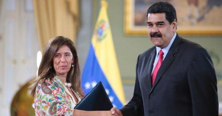Expulsada de Venezuela la embajadora de la UE Isabel Brilhante Pedrosa - Emisora Costa del Sol 93.1 FM