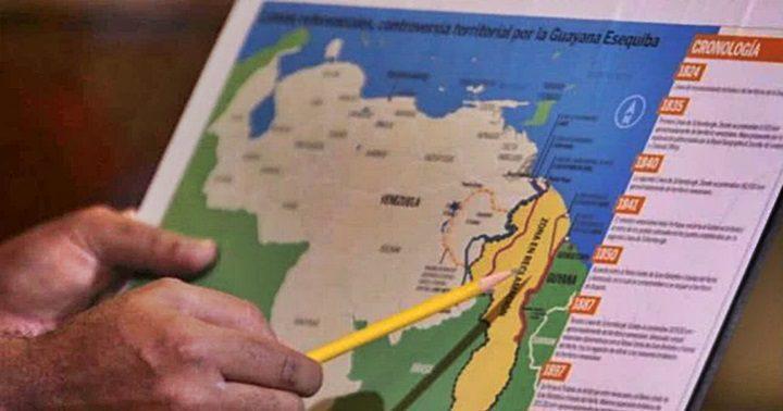 El Esequibo, la joya petrolífera en disputa entre Venezuela y Guyana -  Emisora Costa del Sol 93.1 FM