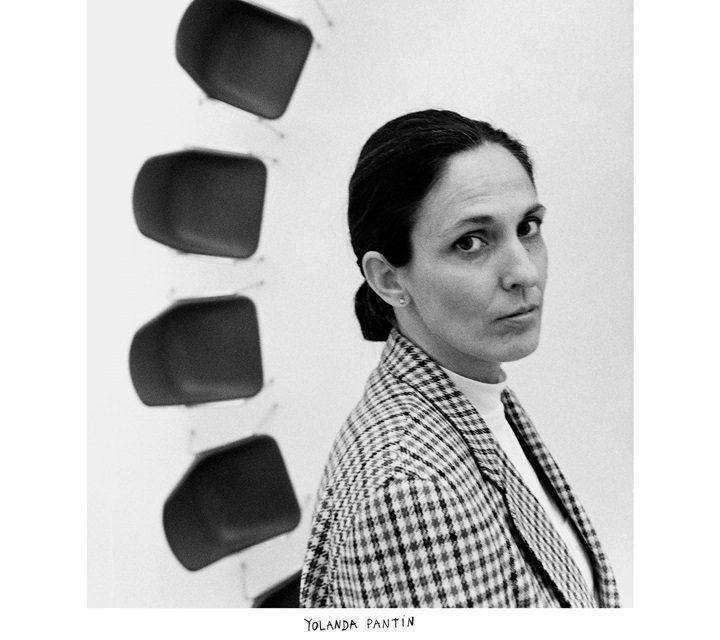 Yolanda Pantin. De la serie: El ojo en la letra, 1998: Lisbeth Salas
