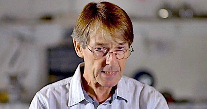 Doctor Mike Yeadon