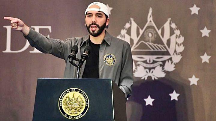 Bukele respondió tajante a los cuestionamientos y críticas internacionales a lo sucedido el sábado en la Asamblea de El Salvador | GETTY IMAGES