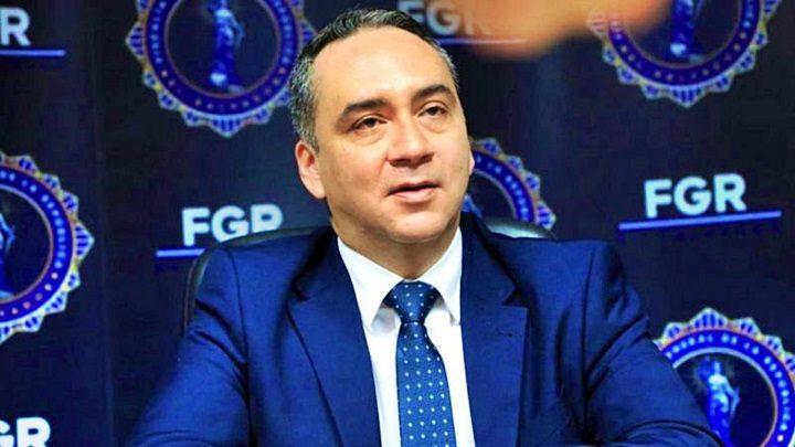 El nuevo fiscal general de El Salvador, Rodolfo Delgado, juró su cargo en sustitución de Raúl Melara