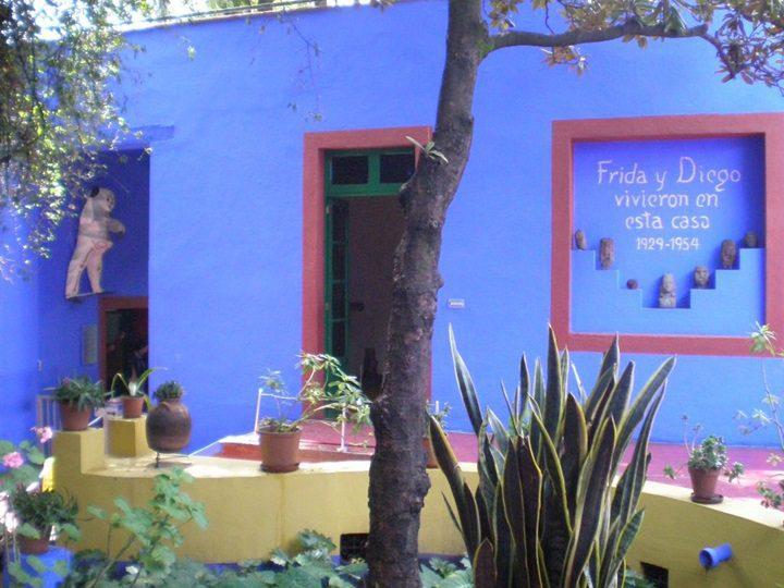 Museo Frida Kahlo en la CDMX