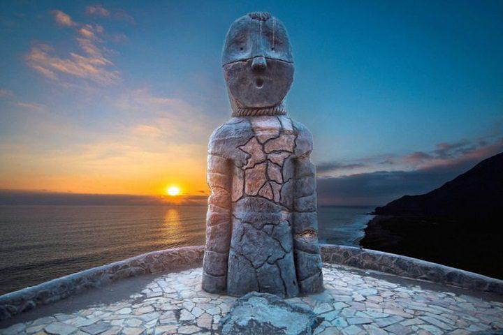 Los sitios de la cultura Chinchorro (Chile)